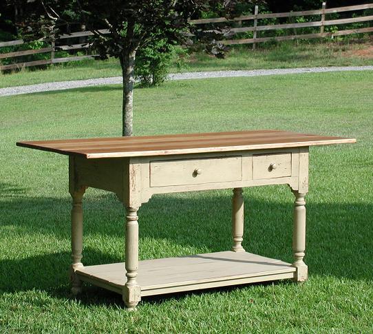 kitchen work table